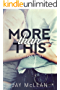 More Than This (More Than Series Book 1) (English Edition)