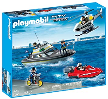 Playmobil Mega Set Swat
