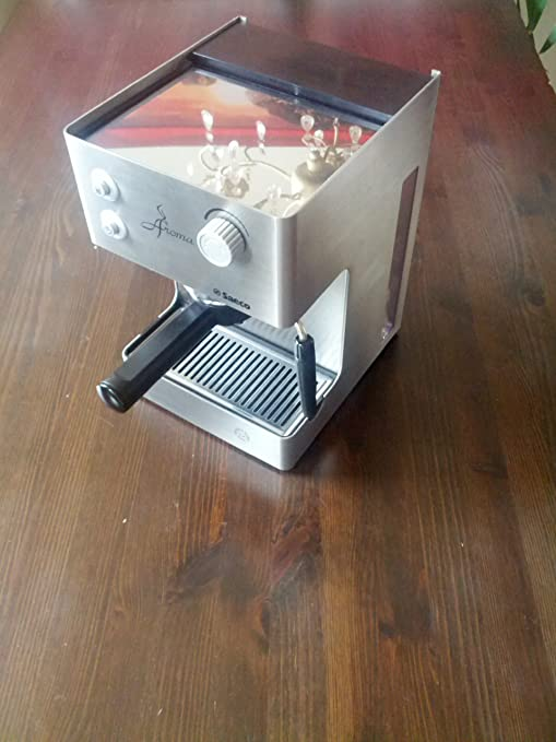 Saeco Aroma 00354 Acero Inoxidable Cafetera expreso: Amazon.es: Hogar