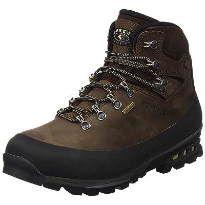 Boreal Climbing Boots Mens Lightweight Zanskar Marron 11.5 Brown 47125: Sports & Outdoors