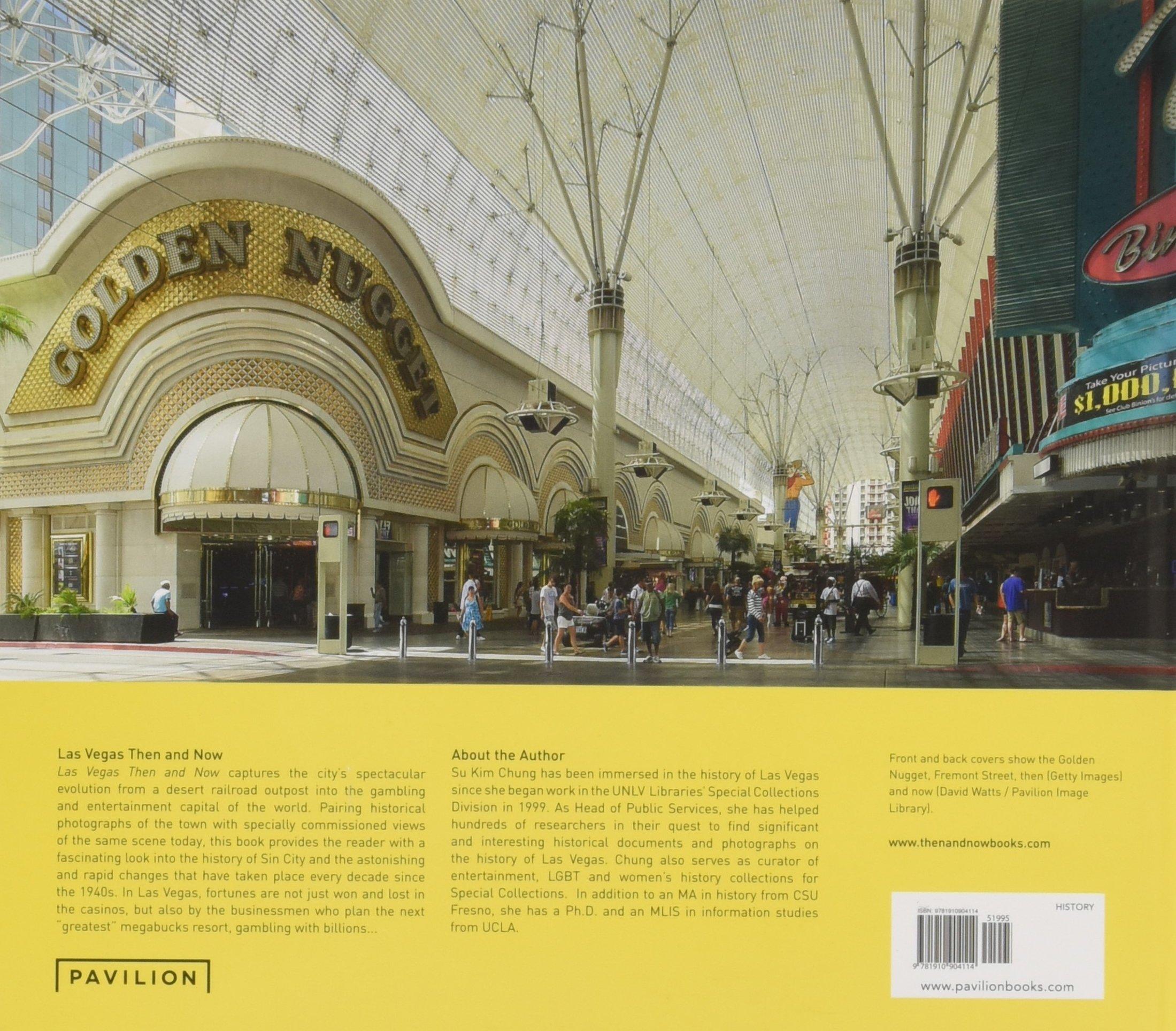 Las Vegas Then and Now(r): Amazon.de: Su Kim Chung: Fremdsprachige ...