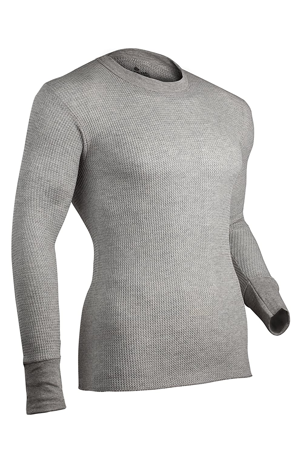Indera Herren Traditionelle Long Johns Thermo-Unterwäsche Top