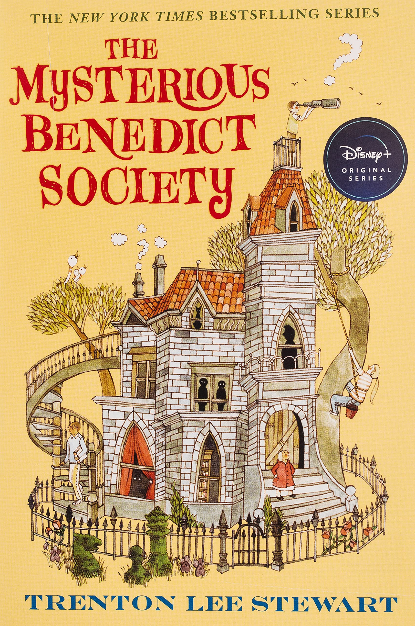 Novel Nation: The Mysterious Benedict Society