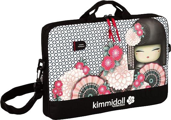 Kimmidoll - Funda de Ordenador 15.6 (SAFTA 621248461): Amazon.es: Equipaje