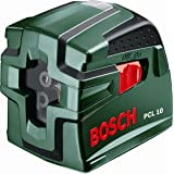 Bosch PCL 10 Cross Line Laser Level
