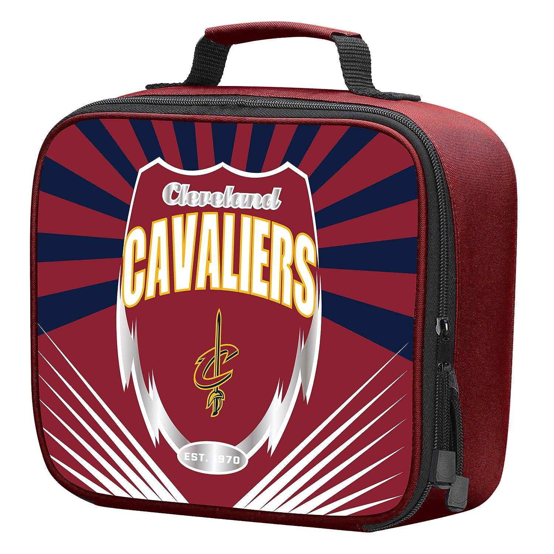 Officially Licensed NBA Lightning Kids Lunch Kit Bag Multi Color 10 x 3 x 8.5