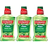 Colgate Plax Mouthwash - 250 ml (Fresh Tea, Buy 2 Get 1 Free)