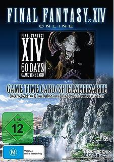 Final Fantasy XIV: A Realm Reborn - Pre-Paid Card [Importación ...