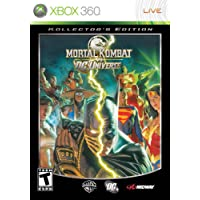 Mortal Kombat vs. DC Universe Kollector's Edition  - Xbox 360