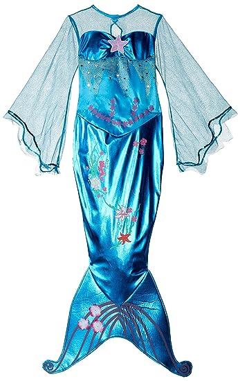 Rubies Magical Mermaid Costume Toddler  sc 1 st  Amazon.com & Amazon.com: Rubieu0027s Magical Mermaid Toddler/Child Costume: Toys u0026 Games