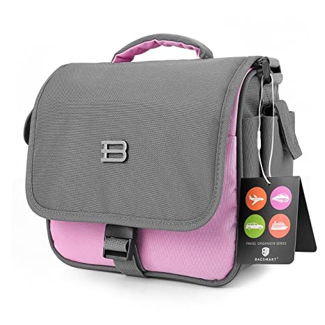 Amazon.com: BAGSMART Digital SLR/DSLR Bolsa de hombro para ...