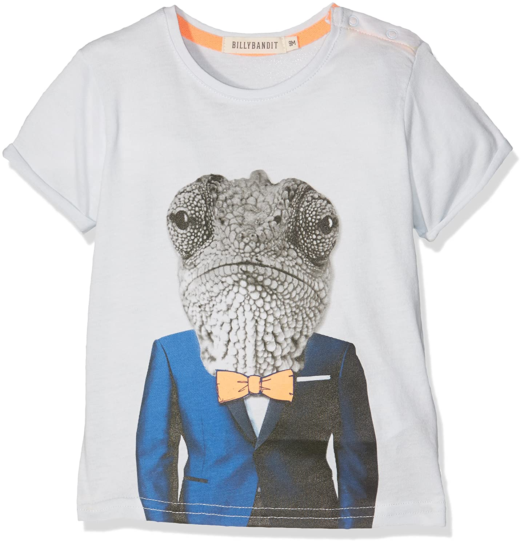Billybandit T Shirt B/éb/é gar/çon