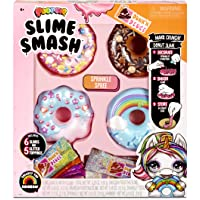 Poopsie Slime Smash Sprinkle Spree with Crunchy Donut Slime, Multicolor