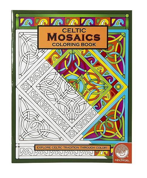Mindware Original Coloring Books
