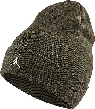 Nike Jordan – Gorro para Hombre, Hombre, AA1297-396, Olive Canvas ...