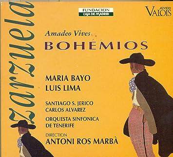 Amazon.com: Vives: Bohemios: Music