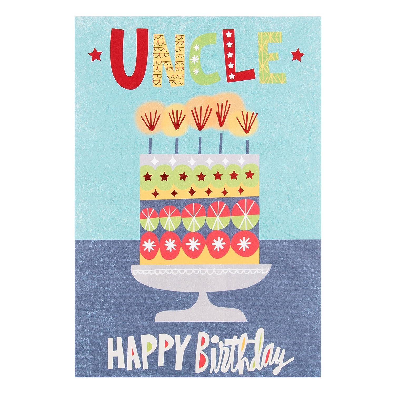 Hallmark Uncle Birthday Card Special Day