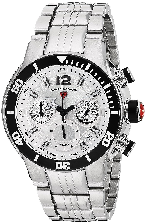 Swiss Legend Herren-Armbanduhr SL-14083SM-22S-BB
