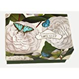 Commonwealth Egyptian Cotton Butterfly Bar Soap 12 Ounces