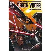 Star Wars Darth Vader Lord Oscuro nº 07 (Star Wars: Cómics Grapa Marvel)