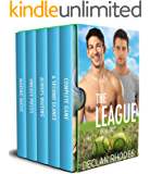 The League: 5 Book Box Set