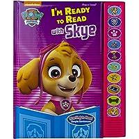 Paw Patrol - I'm Ready To Read with Skye Sound Book - Play-a-Sound - PI Kids