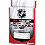 Franklin Sports Hockey Goal Replacement Net - 72 x 48 Inch - NHL - White