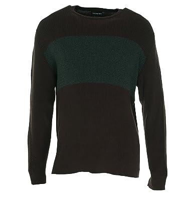 072dacf47e9e Calvin Klein Jeans Men s Purple Crew Neck Sweater at Amazon Men s ...