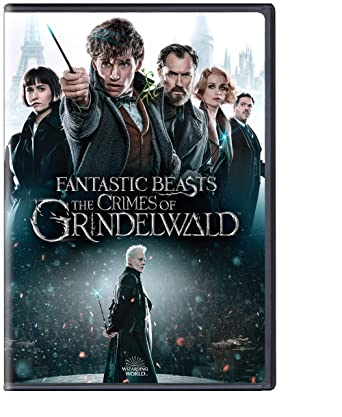 Amazon com: Fantastic Beasts: The Crimes of Grindelwald (DVD
