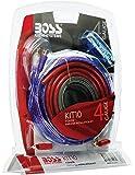 BOSS AUDIO KIT10  17 ft. High Performance RCA Interconnect