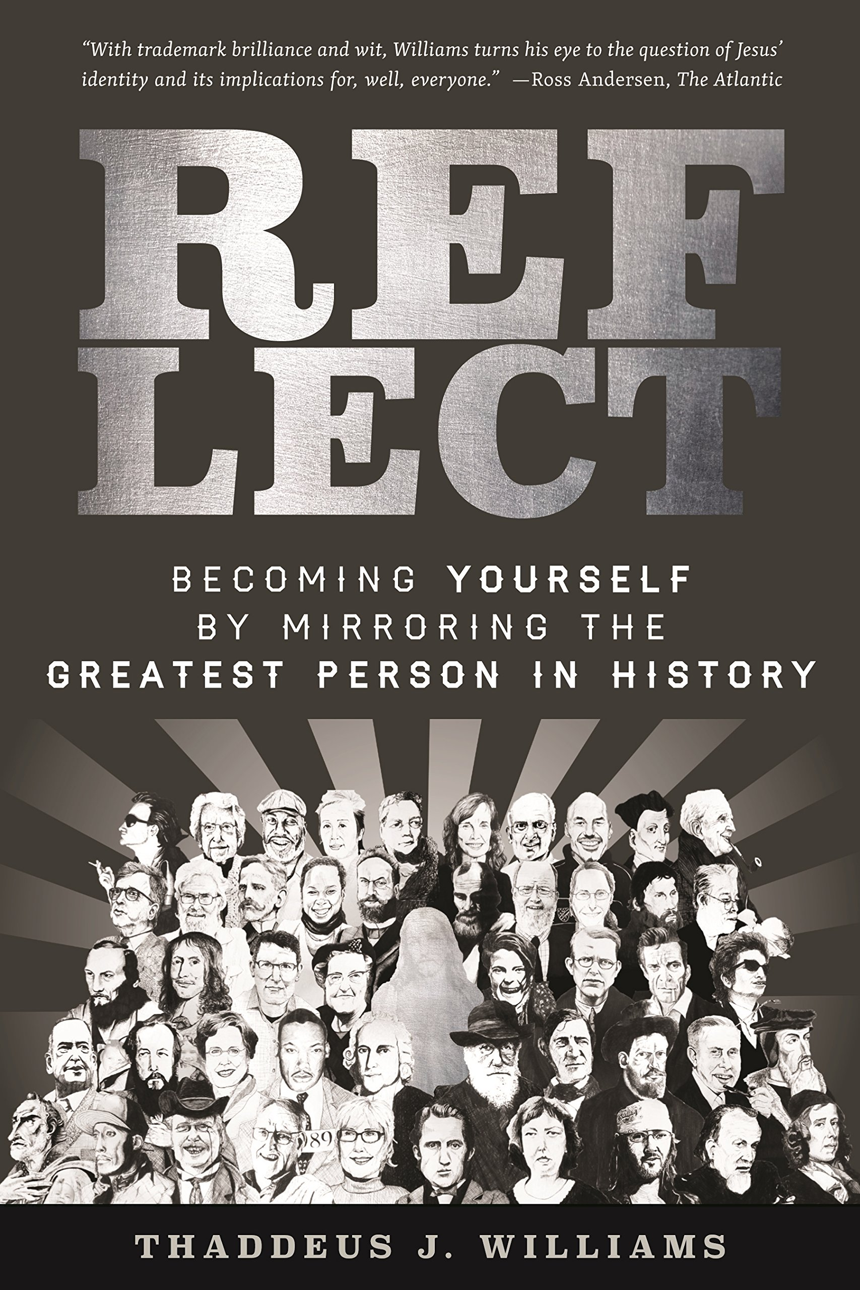 Image result for reflect book by thaddeus williams