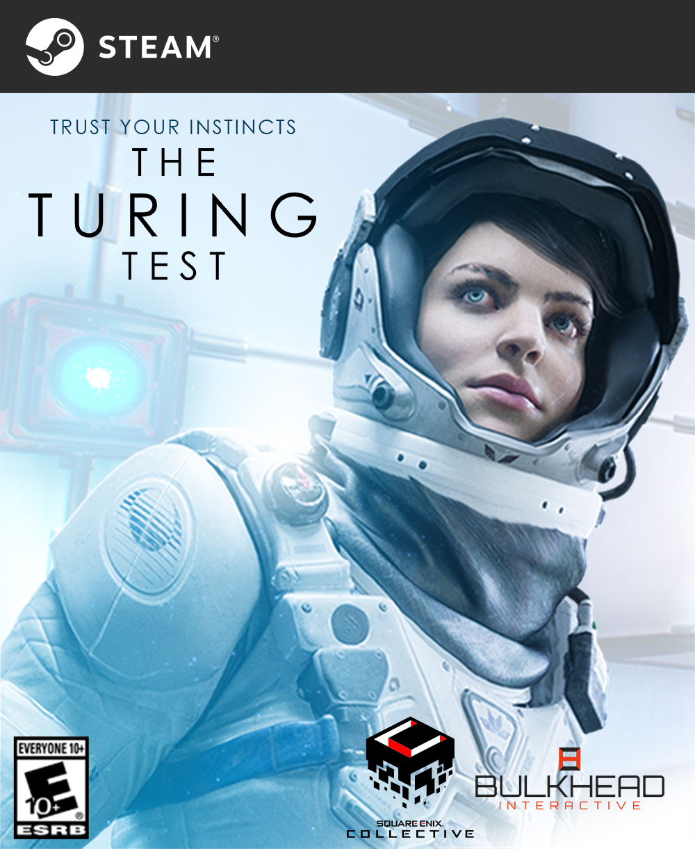 The Turing Test [Online Game Code]