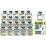 Edupress 62005 Pete The Cat Numbers 0-20 Bulletin Board