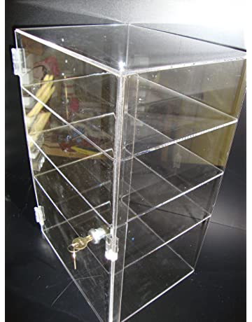 Style; Fashionable Free Shipping! In Bcw Puck Holders Clear Acrylic Stackable Display Cases 42