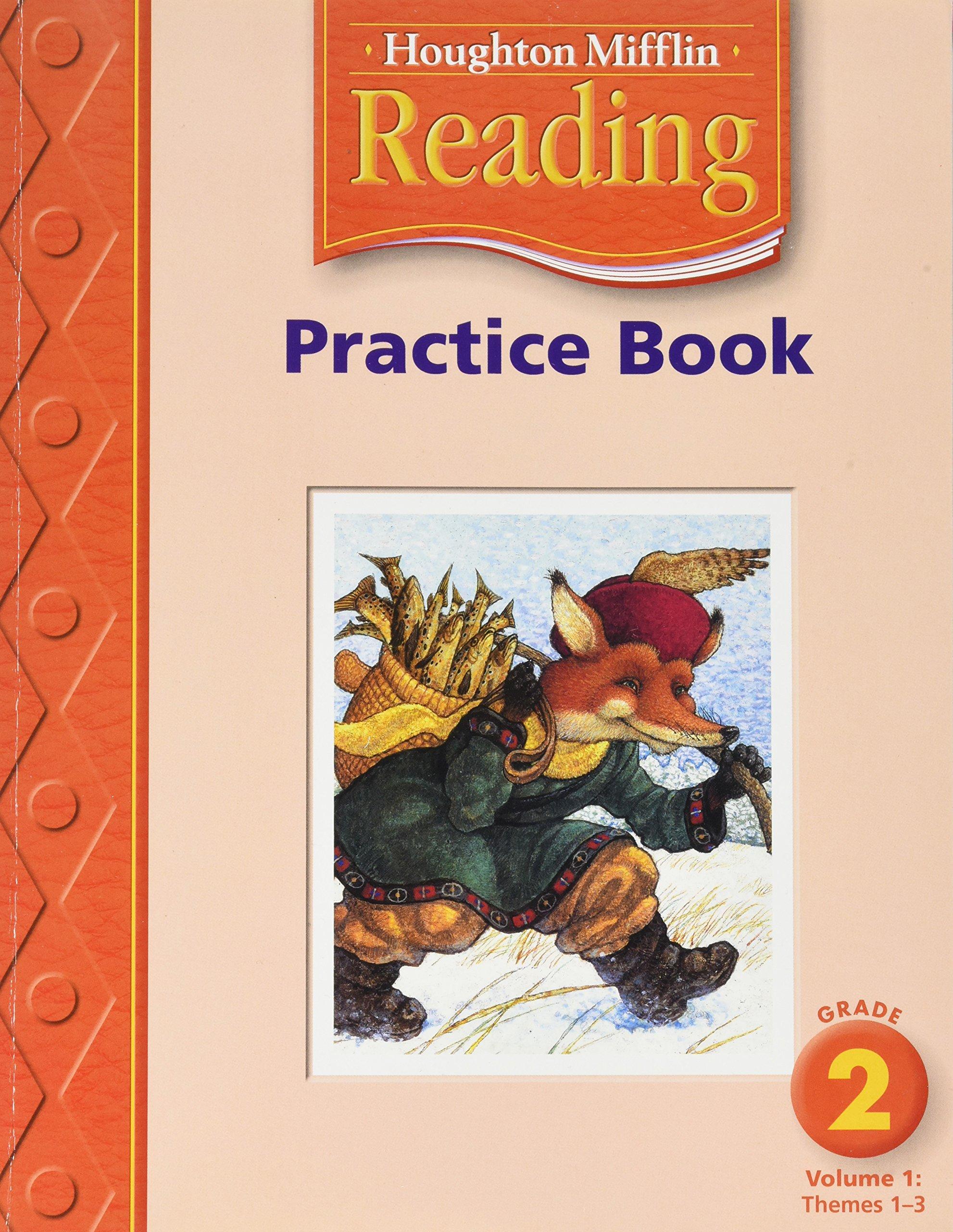 Houghton Mifflin Reading: Practice Book, Level 2, Vol. 1 ...