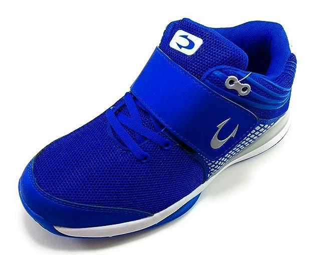 John Smith J.Smith Binar Zapatillas Baloncesto Para Niños (36 EU, Azul): Amazon.es: Zapatos y complementos