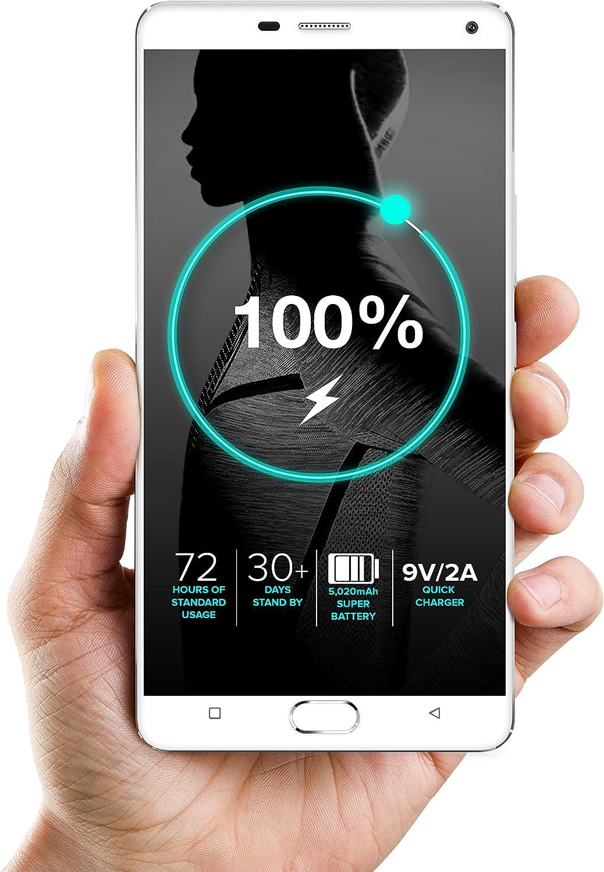 BLU ENERGÍA XL - 5,000mAh Super Batería: Amazon.es: Electrónica