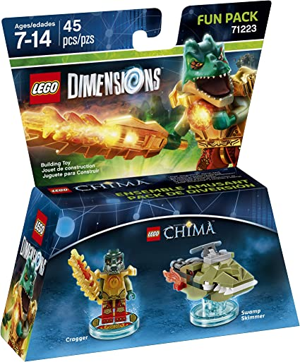 Chima Cragger Fun Pack - LEGO Dimensions by Warner Home Video ...