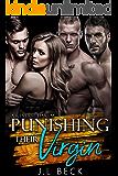 Punishing Their Virgin (A BDSM Reverse Harem Romance Book 1)