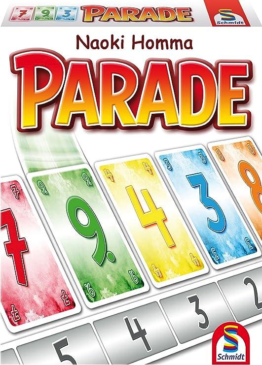 Schmidt Spiele Parade: Amazon.es: Juguetes y juegos