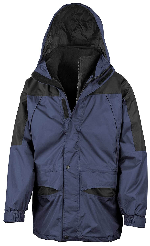 Result Mens Alaska 3-in-1 StormDri Waterproof Windproof Jacket