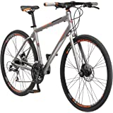 "Schwinn Phocus 1500 Men's Flat Bar Road Bicycle 700c Wheels 17""/Medium Frame Size"