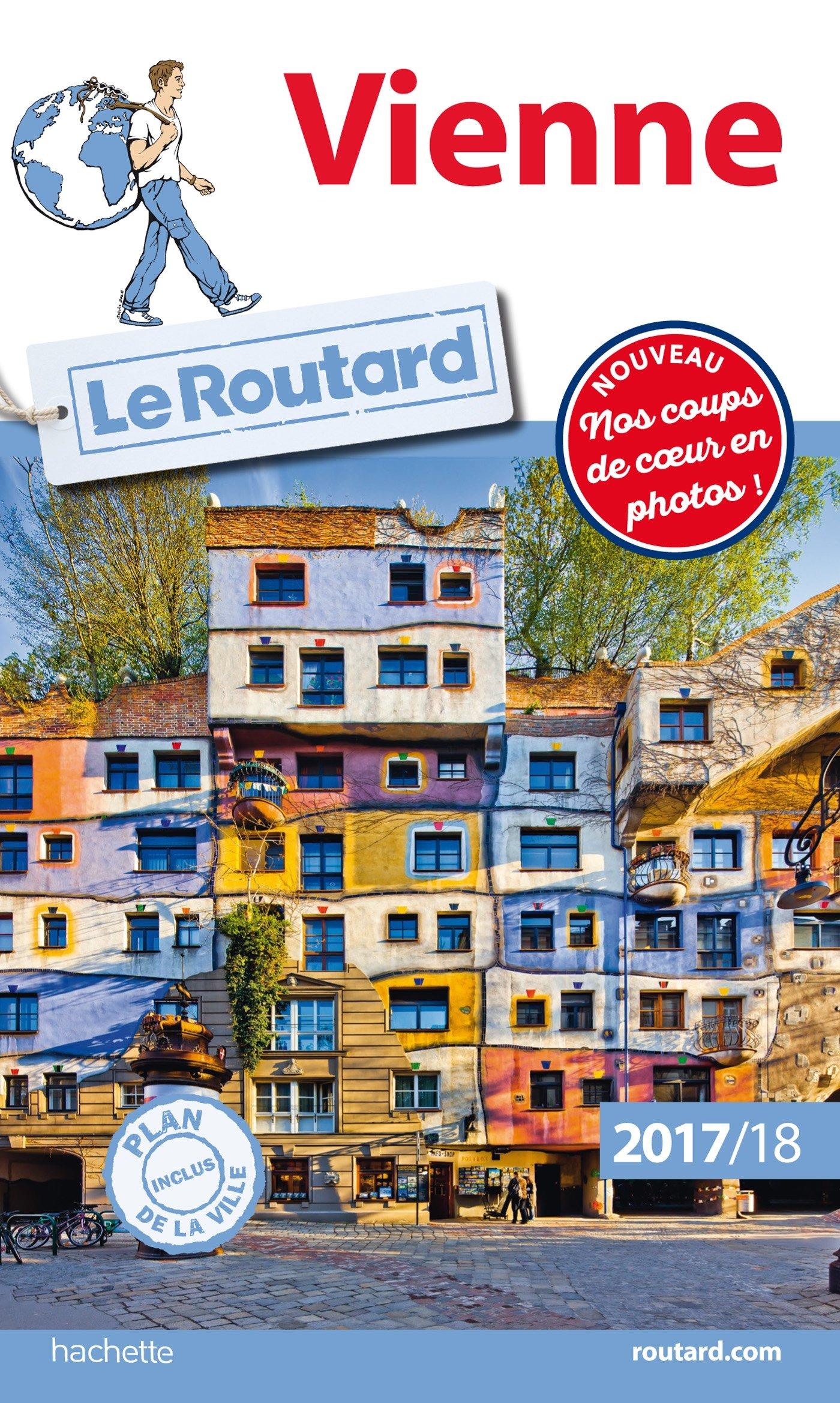 Amazon Fr Guide Du Routard Vienne 2017 18 Collectif Livres