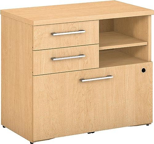 Bush Business Furniture 400 Series 30W Piler Filer Cabinet