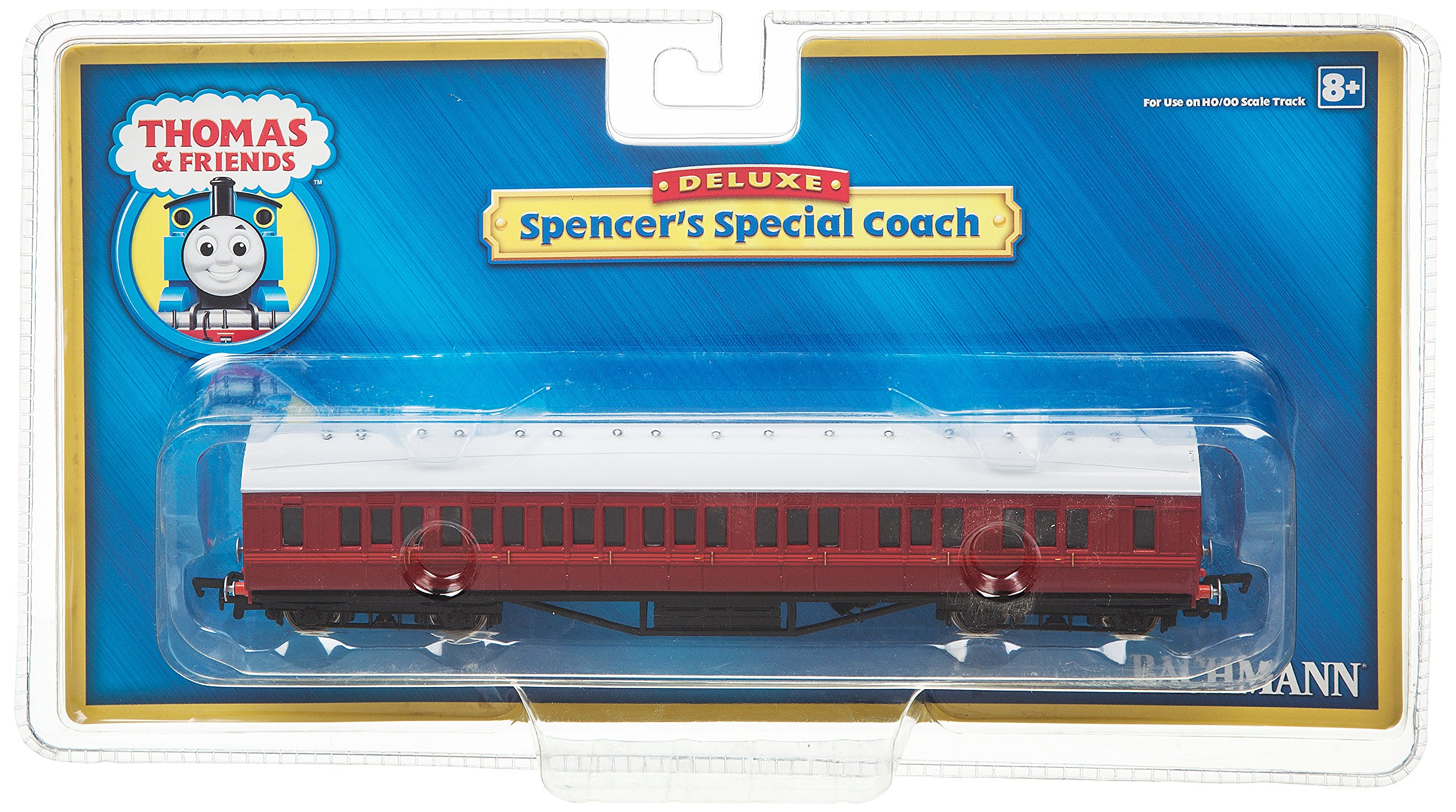 Bachmann Trains Thomas And Friends Spencer's Special Coach