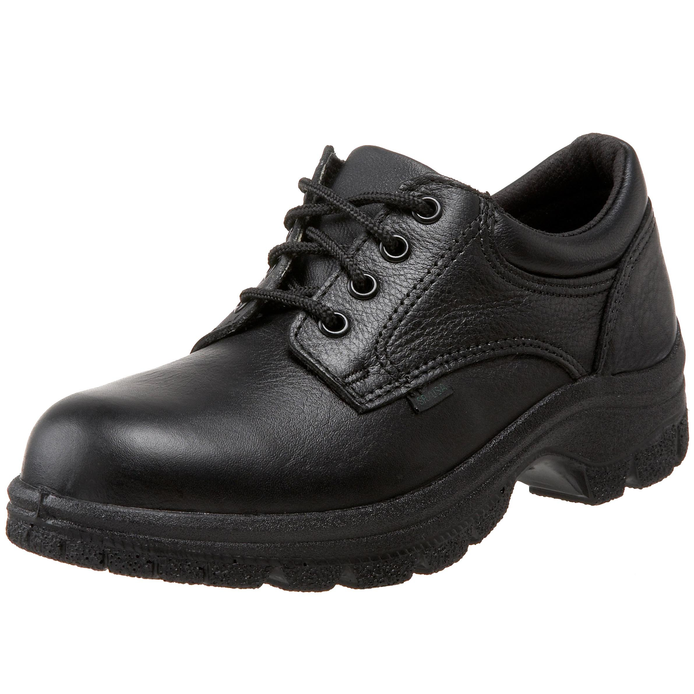 Thorogood Women's Soft Streets Oxford,Black,6 M US