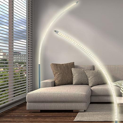 Stehlampe Gebogen Stand Leuchte Led Stehleuchte Stand Design Lampe Stand Strahler