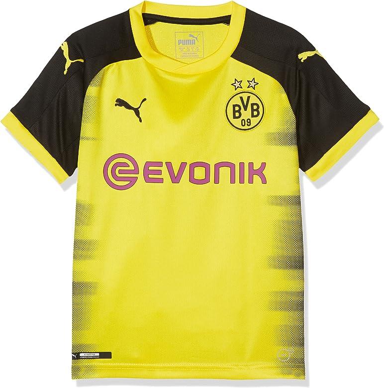 Puma BVB Replica, Camiseta Internacional del Borussia Dortmund ...