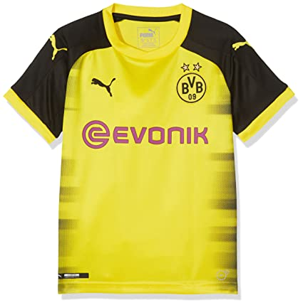 872333d92 Image Unavailable. Image not available for. Color: PUMA 2017-2018 Borussia  Dortmund UCL Home ...