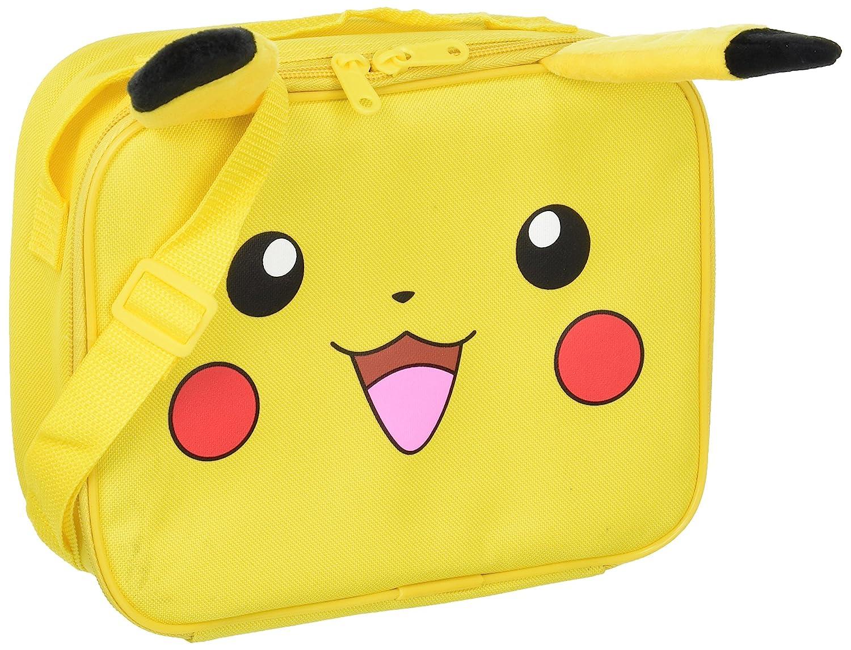 05b740964e5a Pokemon Pikachu Deluxe Soft Lunch Box